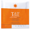 Tan Towel Plus Formula 1 Packet Full Body Application