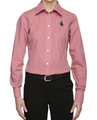 Shirt - Women's Gingham Checkered