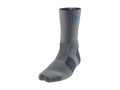 Nike Elite 2.0 Crew Basketball Sock #SX4668-046 - Cool Grey/Thunder Blue/Dynamic Blue