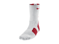 Nike Elite 2.0 Crew Basketball Sock Spain #SX4668-167 - White/University Red/University Gold