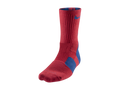 Nike Elite 2.0 Crew Basketball Sock Puerto Rico #SX4668-654 - University Red/Game Royal/University Red