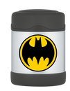 Thermos FUNtainer Food Jar |F3001BM6| 390mL, Batman [DISCONTINUED]