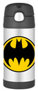 Thermos FUNtainer Straw Bottle |F4011BM6| 355mL, Batman [DISCONTINUED]