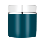 Thermos Vacuum Insulated Food Jar |NS300TL4TRI| 290mL , white lid & teal body