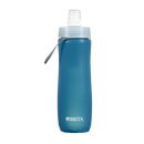 Brita Water Bottle with Filter |636054| 590mL, Turquoise
