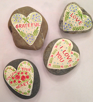 Nantucket Rock - Valentine Rocks