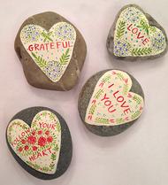 Nantucket Rock - Valentine Rocks