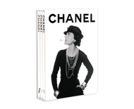 Assouline Books - Chanel 3-book Slipcase