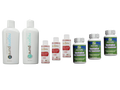 hair loss kit with Lipogaine, Regenepure, and hair loss vitamins