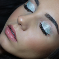 Sheer Miracle Pure Mineral Eye Shadow in Minty