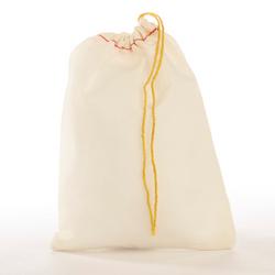 Muslin Drawstring Bags - 5 inch x 7 inch