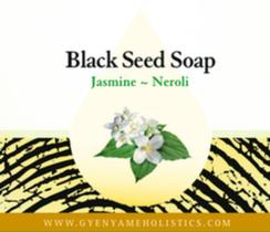 Black Seed Soap - Jasmine ~ Neroli