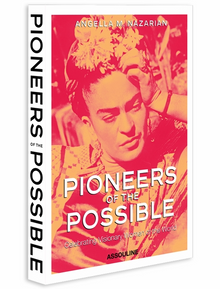 Pioneers of the Possible Book