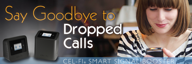 Say Goodbye to Dropped Calls with Cel-Fi