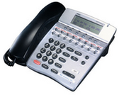 NEC DTH/DTR-16D BK Display Telephone