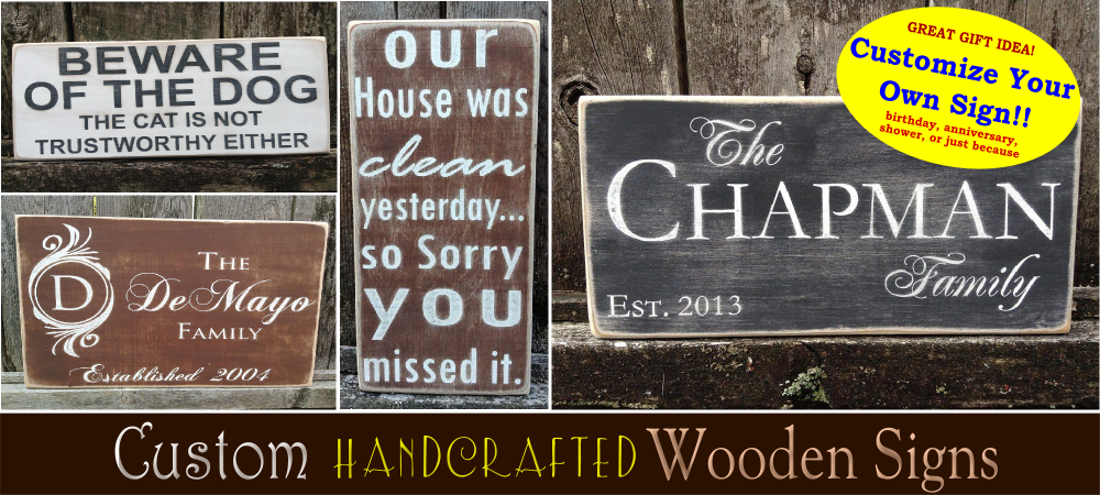 wood signs wood wall plaques