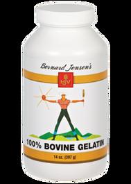 Bernard Jensen's 100% Bovine Gelatin Powder 397g (14 oz)
