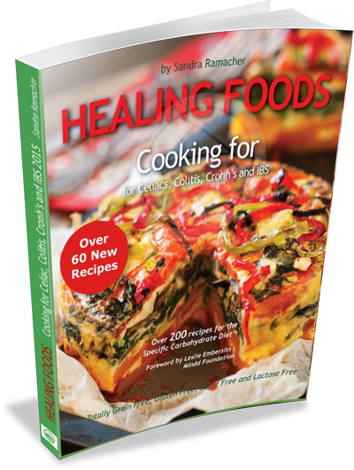 Healing Foods second edition