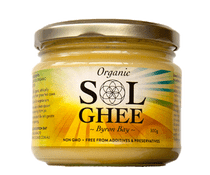 Organic Sol Ghee: 275g - Sale price due to Expiry 12/17