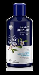 Avalon Organics Scalp Normalising Shampoo: 397g