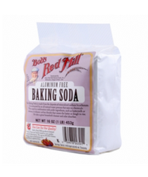 Bobs Red Mill Pure Bicarbonate of Soda 453g