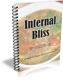 Internal Bliss Cook Book for GAPS