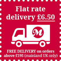 Flat Rate Delivery £6.50