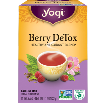 Berry DeTox Tea