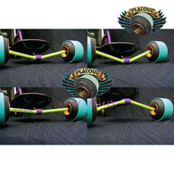 Flatout | V-Axle (upgrade)