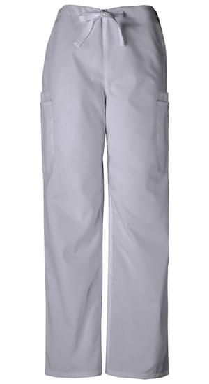 Cherokee Men's Cargo Elastic/Drawstring Scrub Pant