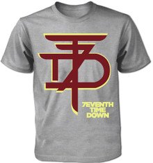 7eventh Time Down Logo T-Shirt