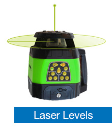 Laser Levels and Accessories