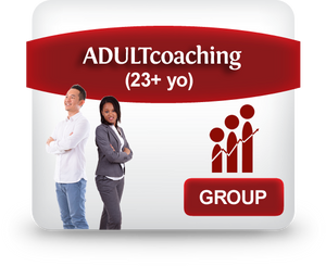 iii Adult (23+yo) GROUP Coaching Base Package