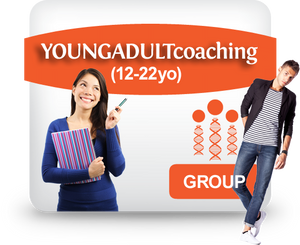 iii Young Adult (12-22yo) GROUP Coaching Base Package