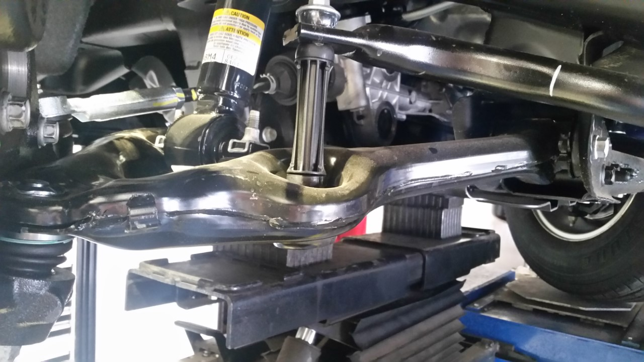 How To Tell What Control Arms Your 2016 Chevy Silverado