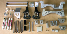 "2002-2010 Chevrolet Silverado Diesel 2500HD/3500HD 4wd 7"" Lift Kit - McGaughys 52050"
