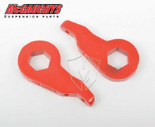 """McGaughys GMC Sierra 1500 4wd 1999-2006 2"""" Front Leveling Kit - Part# 50100"""