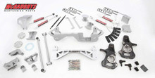 "1999-2006 GMC Sierra 1500 4wd 7"" Lift Kit W/Shocks - McGaughys 50000"