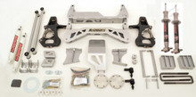 "2007-2013 GMC Sierra 1500 4wd 7""-9"" Adjustable Lift Kit W/Shocks - McGaughys 50720"