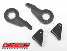 "McGaughys GMC Sierra 2500HD 2wd & 4wd 1999-2010 2"" Front Leveling Kit - Part# 52100"
