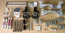 "2002-2010 GMC Sierra 2500HD/3500HD 4wd SRW Diesel 7"" Lift Kit- McGaughys 52050"