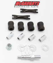 1963-1987 Chevy & GMC C10 Rear Nitrogen Gas Shock  - McGaughys 1850