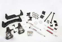 """2007-2013 Chevy Silverado 1500 4wd 7-9"""" Economy Lift Kit- McGaughys 50723"""