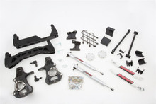 "2007-2013 GMC Sierra 1500 4wd 7-9"" Economy Lift Kit- McGaughys 50723"