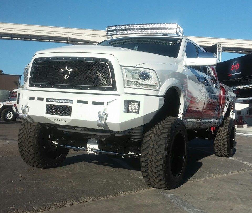 Lifted 2014 Dodge Ram 2500 Laramie 4x4 - Northwest Motorsport