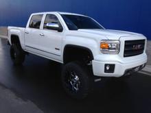 "2014-2016 Chevrolet Silverado 1500 4wd 7""-9"" Silver SS Lift Kit- McGaughys 50767-SSS"