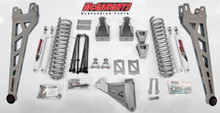 "2005-2007 Ford F350 4wd 8"" Phase II Lift Kit W/ Shocks - McGaughys 57337"