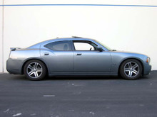 """2004-2013 Dodge Charger 1.4"""" Front /1.6"""" Rear Lowering Kit - McGaughys 84000"""
