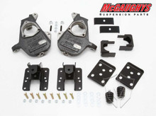 2007-2013 Chevy & GMC 1500 2wd/4wd All Cabs 2/4 Lowering Kit- McGaughys 34034-4