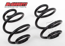 "*** CLEARANCE *** 1960-1972 Chevy & GMC C10 4"" Drop Rear Lowering Coil Springs - McGaughys 63171"